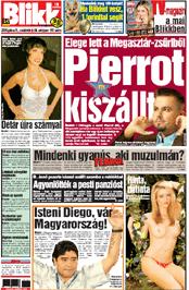 2005. Címlapsztori