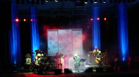 2005. Parkszínpad - Nagykoncert