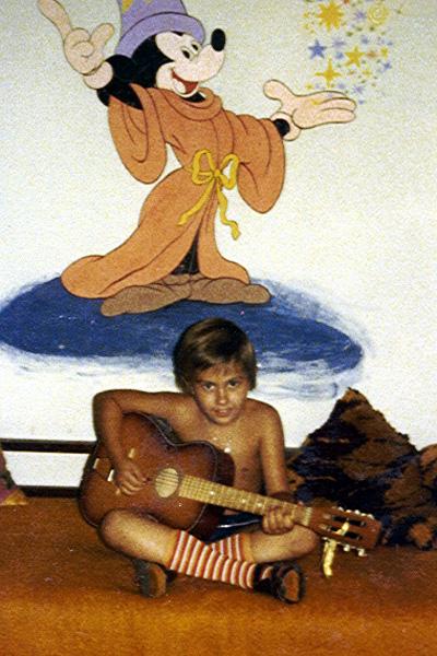 1976. A gyerekszoba legjobb gitárosa
