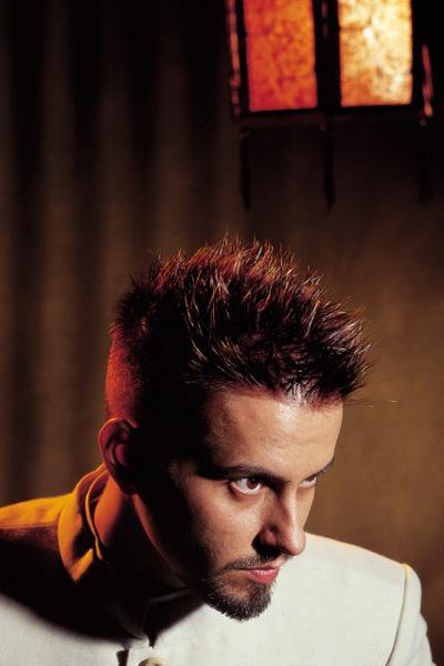 1999. Sajtófotó a Játék című lemezhez 2.