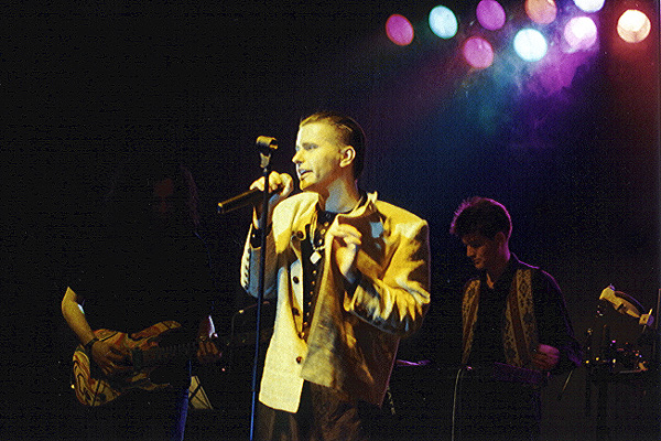 1995. Koncert a SOTE Klubban