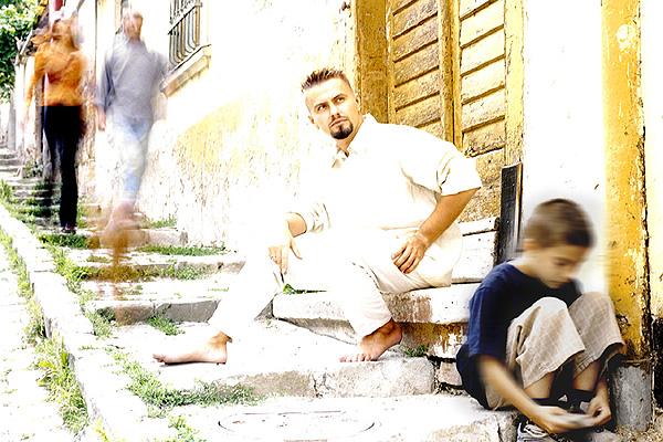 2001. A Szerelemittas nyár c. kislemezhez készült fotó