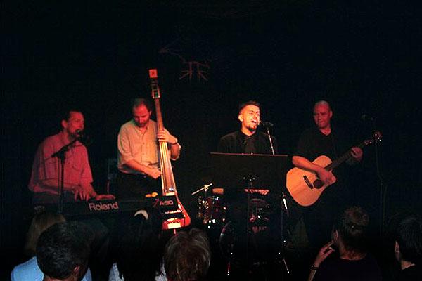 2001. Café - Articsóka koncertek 1.
