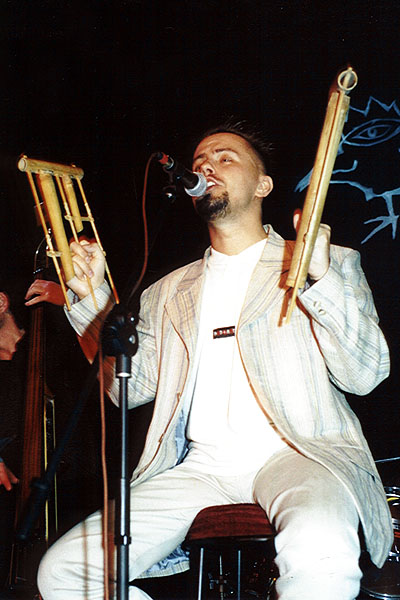 2001. Café - Articsóka koncertek 2.