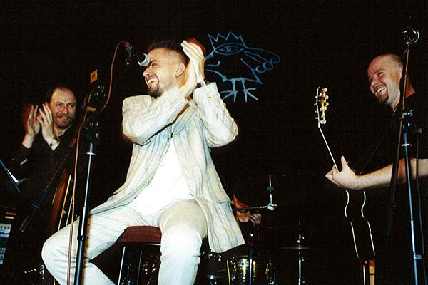 2001. Café - Articsóka koncertek 3.