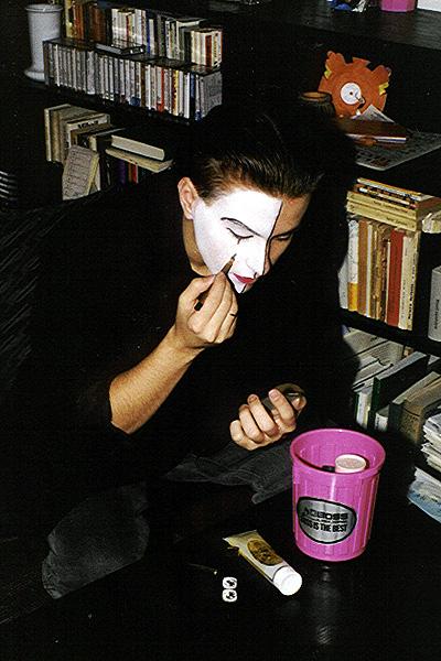1990. A Polip magazin sajtófotója
