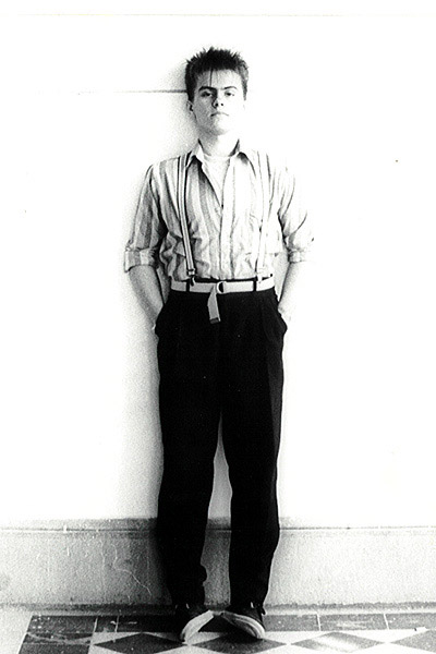 1988. A renitens gimnazista