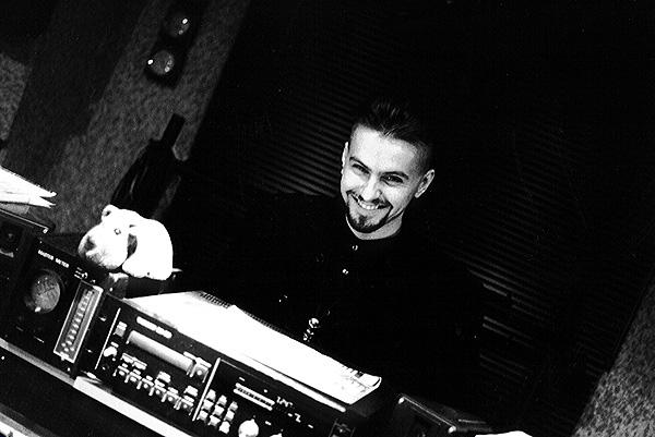 1998. Presser Gábor képe a producerrõl