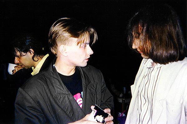1993. Az utolsó Skatulya Klubok egyike