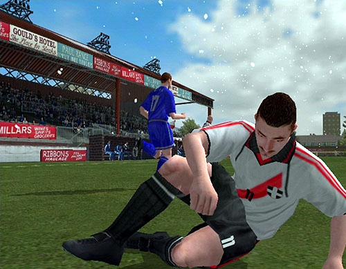 2002. Ismét egy kép a különleges Playstation játékból...