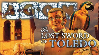toledo: az elveszett kard